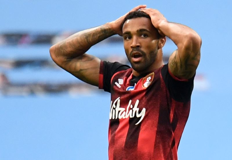 Newcastle United Hand Callum Wilson Number 9 Shirt, Joelinton Loses Number