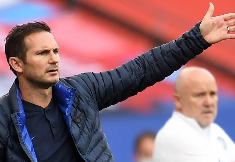 Frank Lampard could be without five players for trip to Brighton