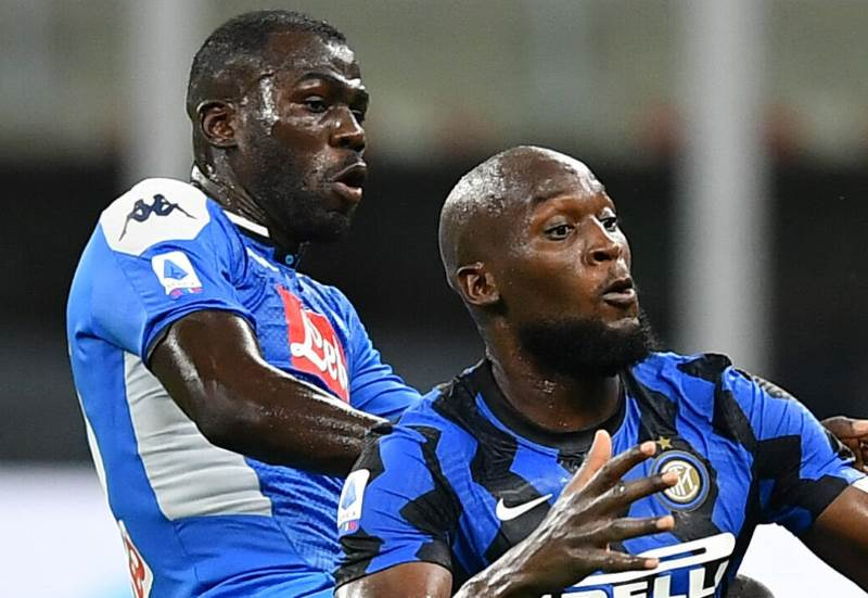 Napoli president ADL: Man City refusing to speak directly about Koulibaly