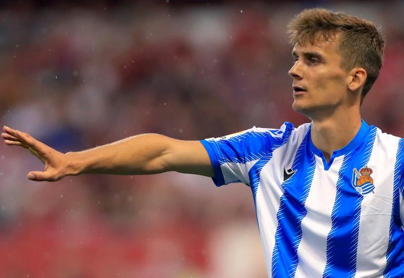 Leeds agree Llorente deal with Sociedad
