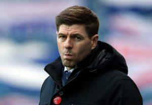 He's Had Surgery - Steven Gerrard Provides Update On Rangers Star