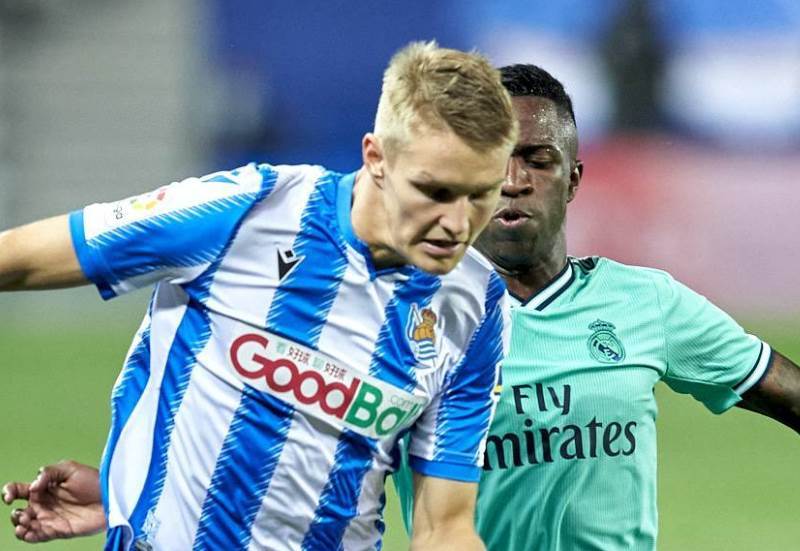 Transfers Arsenal Target Has Preference For Real Sociedad Move