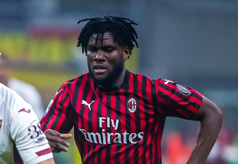 AC Milan Keen For Clarity From Franck Kessie Amid Liverpool Interest