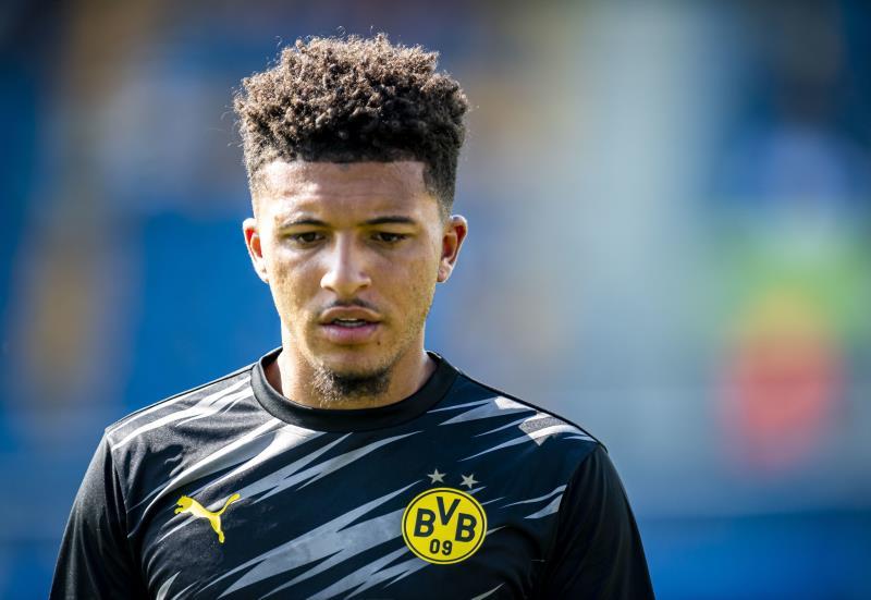 Borussia Dortmund Expect Sale Of Manchester United Admired Jadon Sancho - Inside Futbol