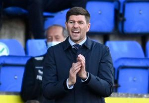 Scott Wright Starts - Rangers Team vs Motherwell Confirmed